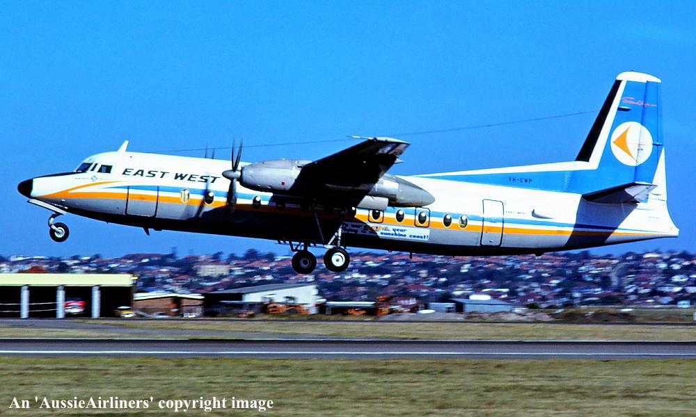 Flying From Sydney To Norfolk Island